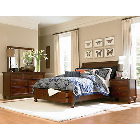 Avila Collection | Master Bedroom | Bedrooms | Art Van Furniture ...