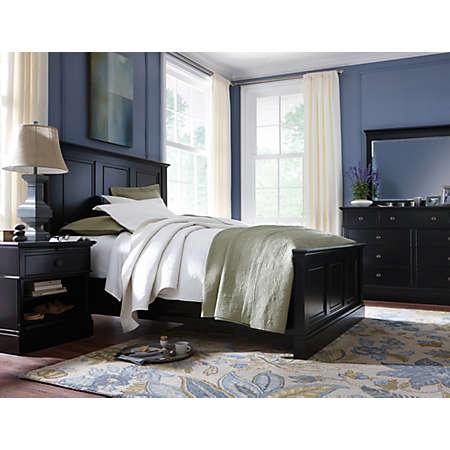 Danville Black Collection | Master Bedroom | Bedrooms | Art Van ...