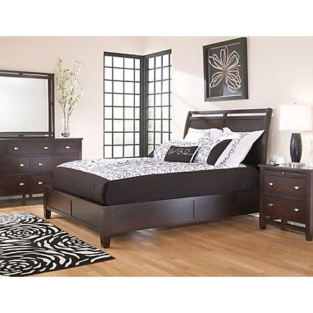 Hudson Collection | Master Bedroom | Bedrooms | Art Van Furniture ...