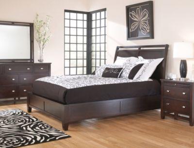 Hudson 6Pc Queen Bedroom Art Van Furniture