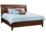 Avila King Sleigh Bed