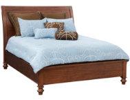 Avila Queen Sleigh Bed