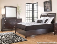 Hudson 3Pc King Bedroom