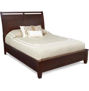 Hudson Queen Panel Bed