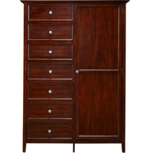 Abbott 7Dr Gentleman's Chest