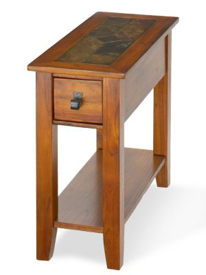 Narrow End Tables Living Room Skinny End Table Strata Furniture