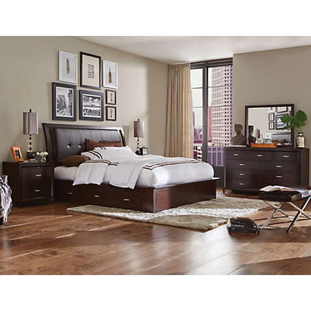 art van furniture bedroom sets. shop lincoln park collection main art van furniture bedroom sets