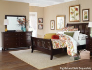Dresser,Mirror,Queen Bed