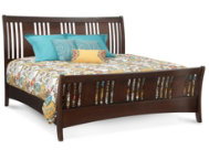 King-Slat-Bed