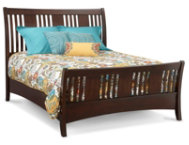 Queen-Slat-Bed