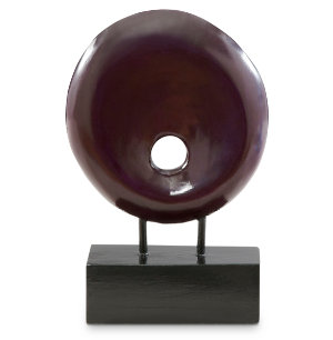 Sculpture Glossy Purple