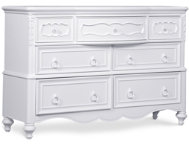 shop Sweetheart 7 Drawer Dresser