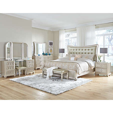 Bedroom Sets Art Van dynasty collection | master bedroom | bedrooms | art van furniture