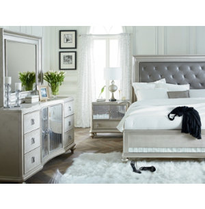 Platinum Collection Master Bedroom Bedrooms Art Van Furniture The Mid