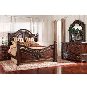 San Marino Collection Master Bedroom Bedrooms Art Van Furniture The M