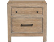 Flatbush Ave. 2Dr Nightstand