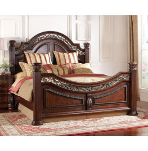 San Marino King Panel Bed