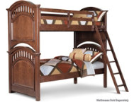 Expedition Twin  Twin Bunk Bed