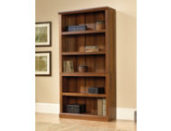 Carson Forge 5 Shelf Bookcase
