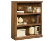 Oak Three Shelf Bookcase