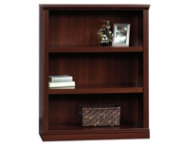 Cherry Three Self Bookcase