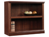 Cherry Two Shelf Bookcase