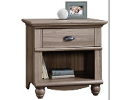Harbor View Oak Nightstand
