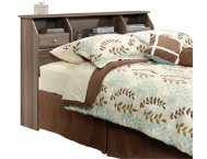 Shoal Creek Ash Qn Headboard