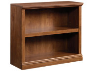 Oak Two Shelf Bookcase