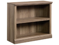 Salt Oak Two Shelf Bookcase