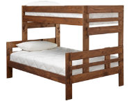 shop Twin/Full Bunk Bed