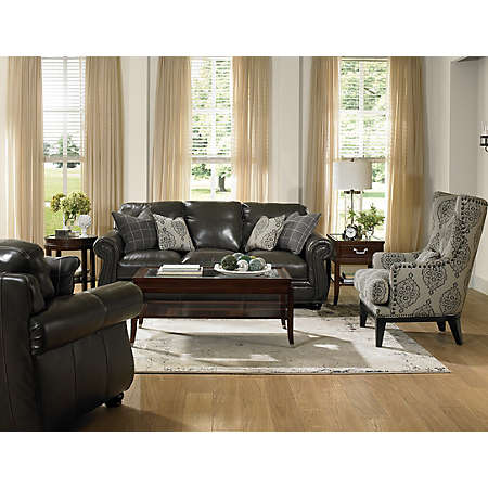 Nice ... Living Rooms / Leather Furniture Sets. Shop Bennett Collection Main Part 32