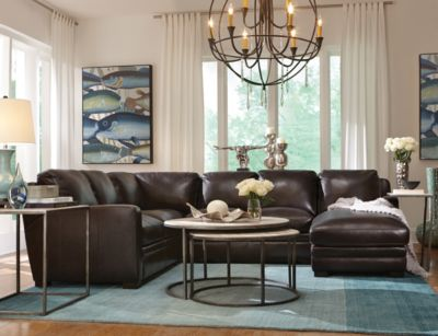Theory Collection Sectionals Living Rooms Art Van Furniture