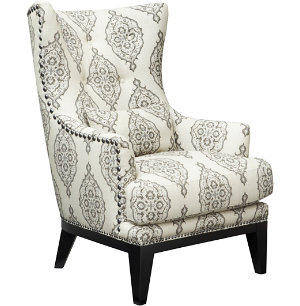 Bennett Accent Chair Art Van Furniture