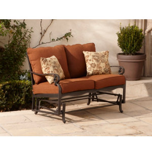Savannah Loveseat Glider