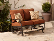 Savannah-Loveseat-Glider