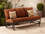 Savannah Sofa Glider