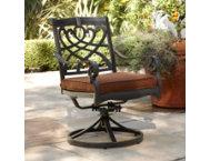 Savannah Swivel Rocker