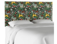 Queen Frolic Headboard