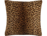 shop Cheetah 20x20 Down Pillow