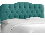 Full Tufted Headboard