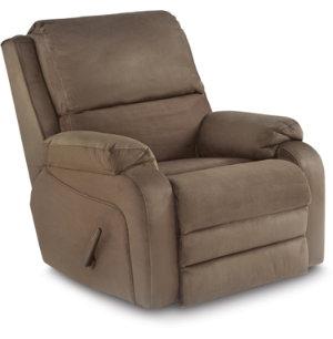 Swivel rocker recliner