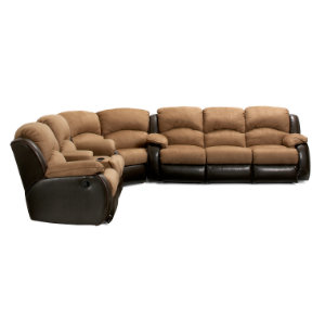 Reclining 3 Piece Sectional