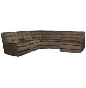 6pc. Pwr Reclining Sectional