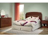 Libra Full Cherry Headboard