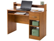Axess III Pine Desk