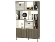 Expoz 65  Wide Bookcase