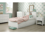 shop White-Twin-Bookcase-Headboard