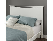 Gramercy White Queen Headboard