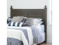 Noble Gray Queen Headboard